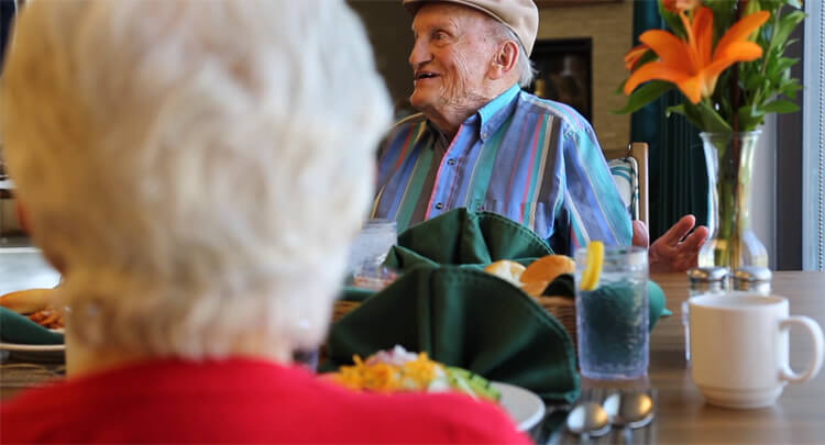 Best Food in Nursing Homes St. Louis